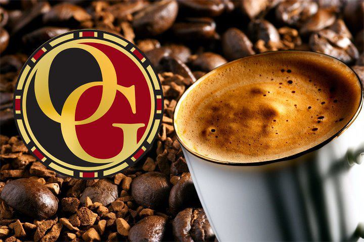 coffee-cup Organo Gold