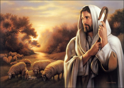 """Do you know the Good Shepherd and does He know you?"""